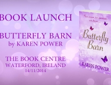 Butterfly Barn Book Launch - Video Highlights